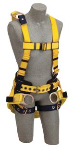 Delta Derrick Harness with Seat Sling and Positioning D-Rings - Medium | 1106101