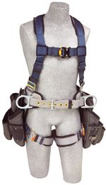 ExoFit Construction Style Harness with Tool Pouches - Medium | 1108517