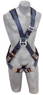 ExoFit Cross-Over Style Climbing Harness with Quick Connect Buckles - X-Large | 1108682