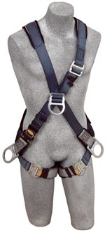 ExoFit Cross-Over Style Positioning Climbing Harness with Quick Connect Buckles - Large | 1108702
