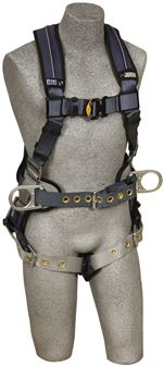 ExoFit XP Construction Style Positioning Harness with Removable Comfort Padding - X-Large | 1110178