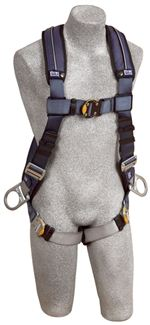 ExoFit XP Vest-Style Positioning Harness with Back & side D-rings - Large | 1110227