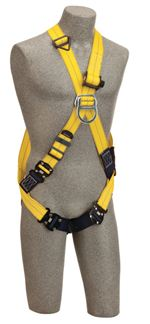 Delta Cross-Over Style Climbing Harness with Front & back D-rings - Universal | 1110700