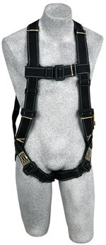 Delta Arc Flash Harness with Pass Thru Buckles - X-Large | 1110831