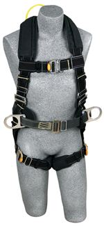 ExoFit XP Arc Flash Construction Harness - Dorsal Web Loop - Large | 1110881
