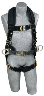 ExoFit XP Arc Flash Construction Harness with PVC Coated Back D-ring - Medium | 1111301