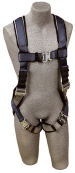 ExoFit Vest-Style Stainless Steel Harness with Back D-ring - Large | 1111427