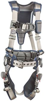 ExoFit STRATA Construction Style Positioning/Climbing Harness - Medium | 1112541