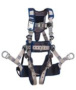 ExoFit STRATA Tower Climbing Harness with Aluminum D-rings - Medium | 1112586