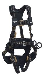ExoFit NEX Arc Flash Tower Climbing Harness with D-rings - X-Large | 1113369