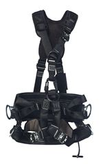 ExoFit NEX Lineman Suspension Harness with SEAT-BELT 4D - Small | 1113647