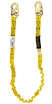 6' single shock absorbing lanyard by Guardian Fall Protection