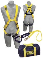 Delta Arc Flash Harness and Lanyard Kit - X-Large | 1150058