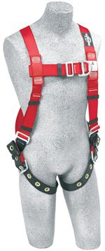 PRO Vest-Style Climbing Harness with Buckle Leg Straps - X-Large | 1191274