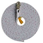 Rope Lifeline with Snap Hook - 25 ft. | 1202742