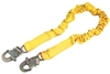 ShockWave2 Shock Absorbing Lanyard - Single Leg