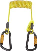 Python Safety Hook2hook Coil Tether | 1500063