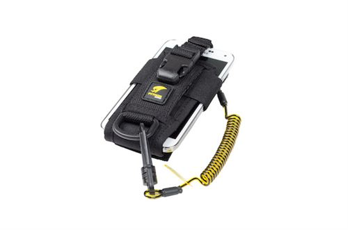 Python Safety Adjustable Radio Holster Harness Land