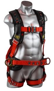 RED Guardian Edge Series Premium Construction Harness