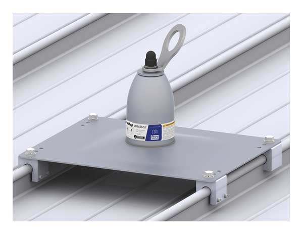 Roof Top Anchor   For Standing Seam Roofs
