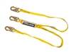 Big Boss Extended Free Fall Lanyard - Double Leg