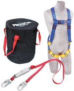 Compliance in a Can Light Roofer's Fall Protection Kit - In a bag | 2199808