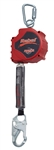 Rebel Self Retracting Lifeline with Steel Snap Hook - Web - 20 ft. (6.1m) | 3100431