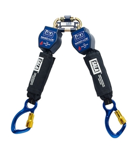 Nano-Lok Twin Leg SRL - For Hot Work Use | DBI 3101503