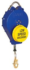 Rollgliss Descender - Vertical/Auto Retract with Galvanized Lifeline - 115 ft. | 3303000
