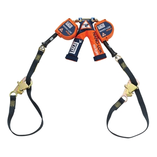 Nano-Lokedge Twin-Leg Tie-Back Quick Connect Self Retracting Lifeline - Cable | 3500228