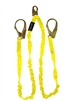 Elk River 35386 | Double Lanyard with Rebar Hooks