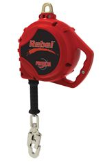 Rebel Self Retracting Lifeline with Stainless Steel Wire Rope - 66 ft | 3590591