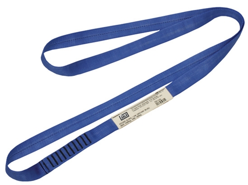 Dbi Sala Anchor Strap With 0 5 Metre Webbing Round Anchor