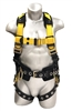 Series 3 Construction Harness by Guardian Fall Protection - 37193, 37194, 37195, 37192