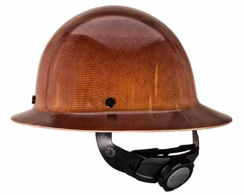 f3c9e9b4997 MSA Skullgard Full Brim Hard Hat - Tan - MSA 475407