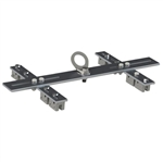 Permanent Adjustable Standing Seam Roof Anchor | Guardian 00249