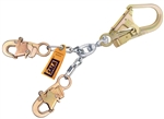 DBI-Sala Chain Rebar/Positioning Lanyard with Swiveling Steel Rebar Hook | 5920050