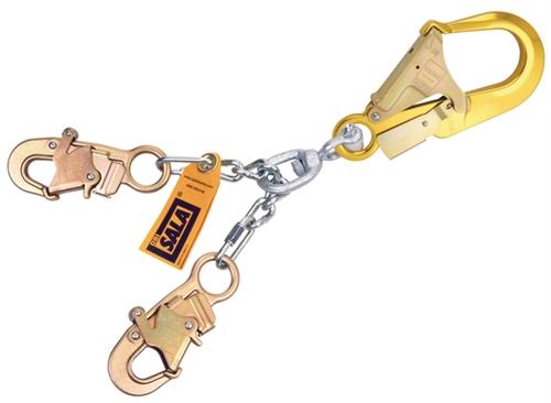 Dbi Sala Chain Rebar Positioning Lanyard With Swiveling