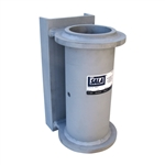 SecuraSpan Fasten-in-Place HLL Weld-on Vertical Base | 7400222