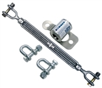 Zorbit Energy Absorber Kit with Two Shackles | 7401032