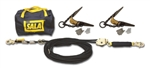 Sayfline Roofer's HLL System with Heavy Duty Roof Anchors | 7600511