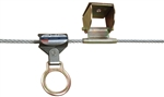 Sayfline Permanent Multi-Span Horizontal Lifeline System - 160 ft. | 7603160