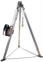 Advanced Aluminum Tripod with Salalift II Winch - 90 ft. | 8300033
