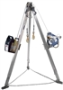 Advanced Tripod, Salalift II Winch and Sealed 3-Way SRL