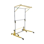FlexiGuard C-Frame System - 12.5 to 19 ft. Height / 10 ft. Width | 8517701