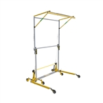 FlexiGuard C-Frame System - 22.5 to 38.75 ft. Height / 20 ft. Width | 8517713