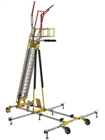 FlexiGuard Freestanding Ladder System with 10.75 ft. to 15.5 ft. | 8517715