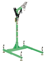 Advanced 5-Piece Davit Hoist System | 8518000