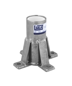 Advanced Floor Mount Sleeve Davit Base | 8518347