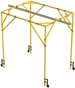 FlexiGuard Box Frame System with 21 ft. Anchor Height | 8530361